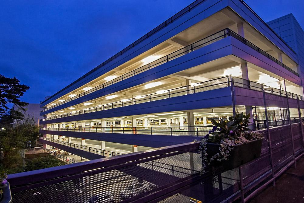 Gatwick Airport Mscp Refurbishment Deck Re Surfacing Crl