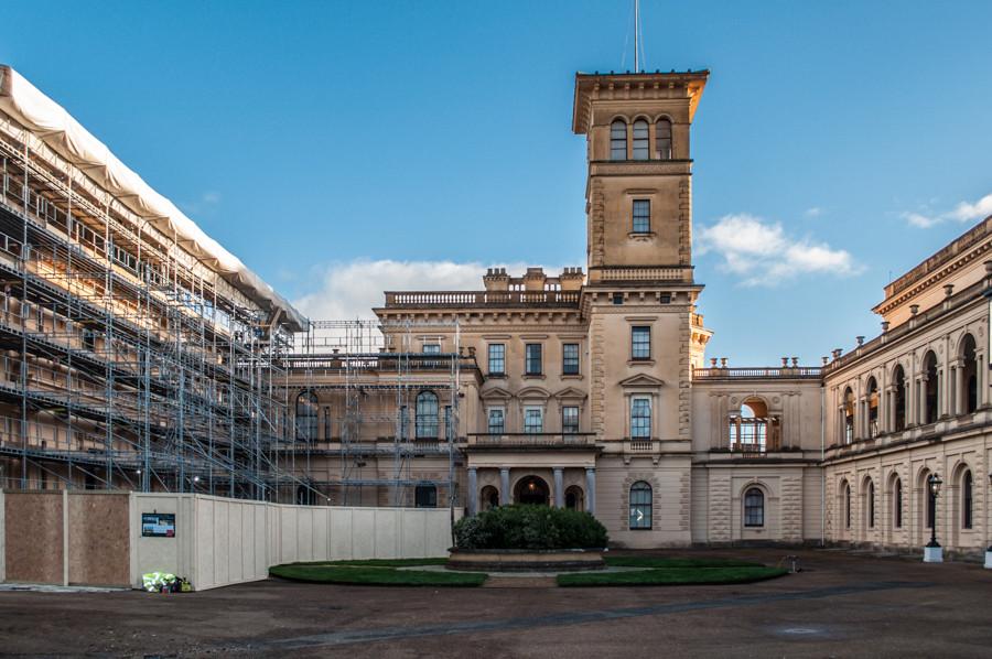 Osborne House Restoration Crl