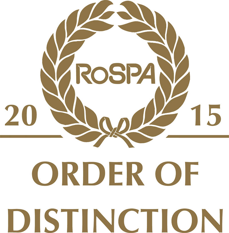 2015 ROSPA Order of Distinction