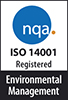 CRL is ISO 14001 accredited
