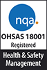 CRL is OHSAS 18001 accredited